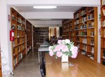 Foto interno biblioteca