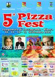 5° Edizione del Pizza Fest - 10/13 settembre 2015
