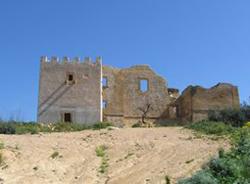 Veduta esterna castello