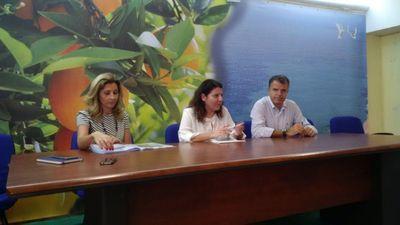 conferenza stampa assessore